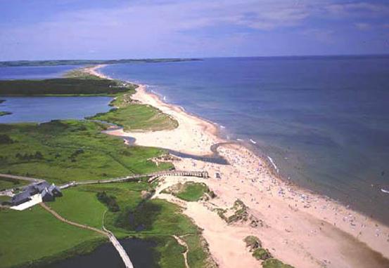 Cavendish beach center